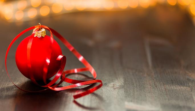Enkel zu Weihnachten